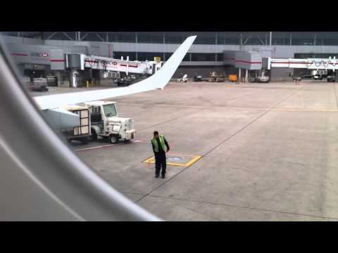 Funny Airport worker
