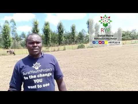 Daniel Maina - Nakuru, Kenya