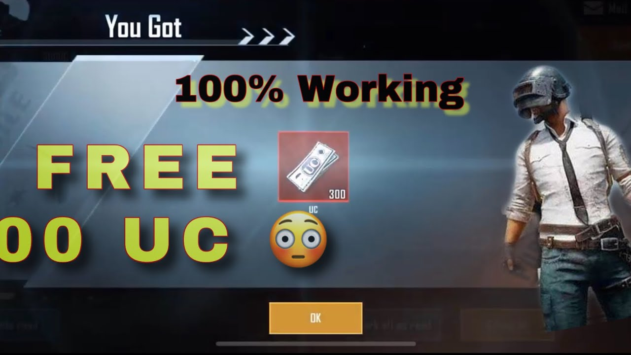 Pubg Mobile Free 200 UC New Trick | Pubg Bonus Reward Trick | ?% Working