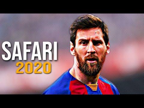 Lionel Messi ● Serena - Safari ● Skills & Goals 2018/19  HD
