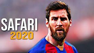 Lionel messi ● Serena - safari ● skills & goals 2018/19 |HD Video
