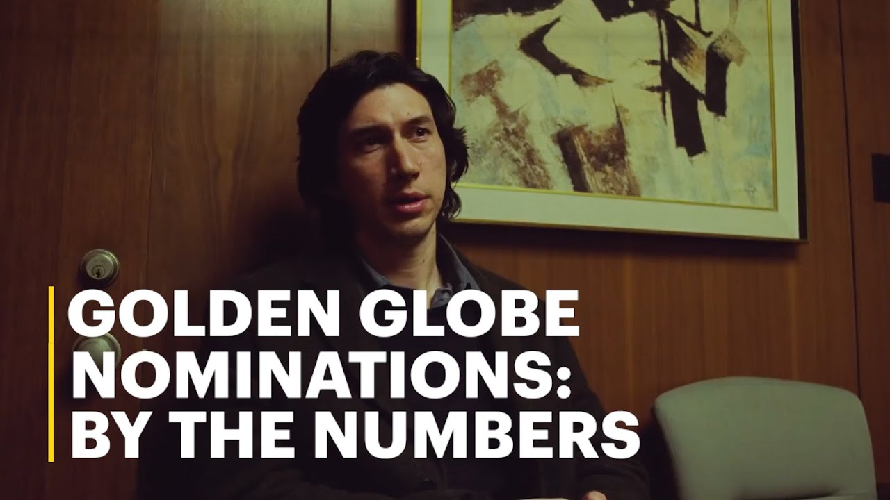 Golden Globe Nominations: By the Numbers