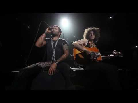 "Lenny Kravitz Dedicating New Song ""Push"" To Whitney Houston In Phoenix Tonight"