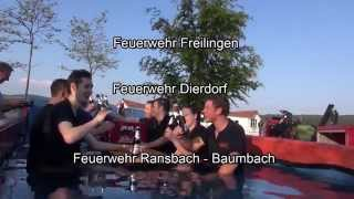 Cold Water Challenge FFW Selters 2014
