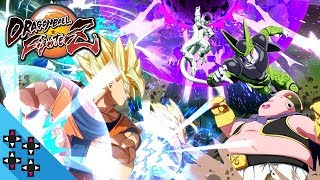 Dragonball FighterZ Beta — UpUpDownDown Streams