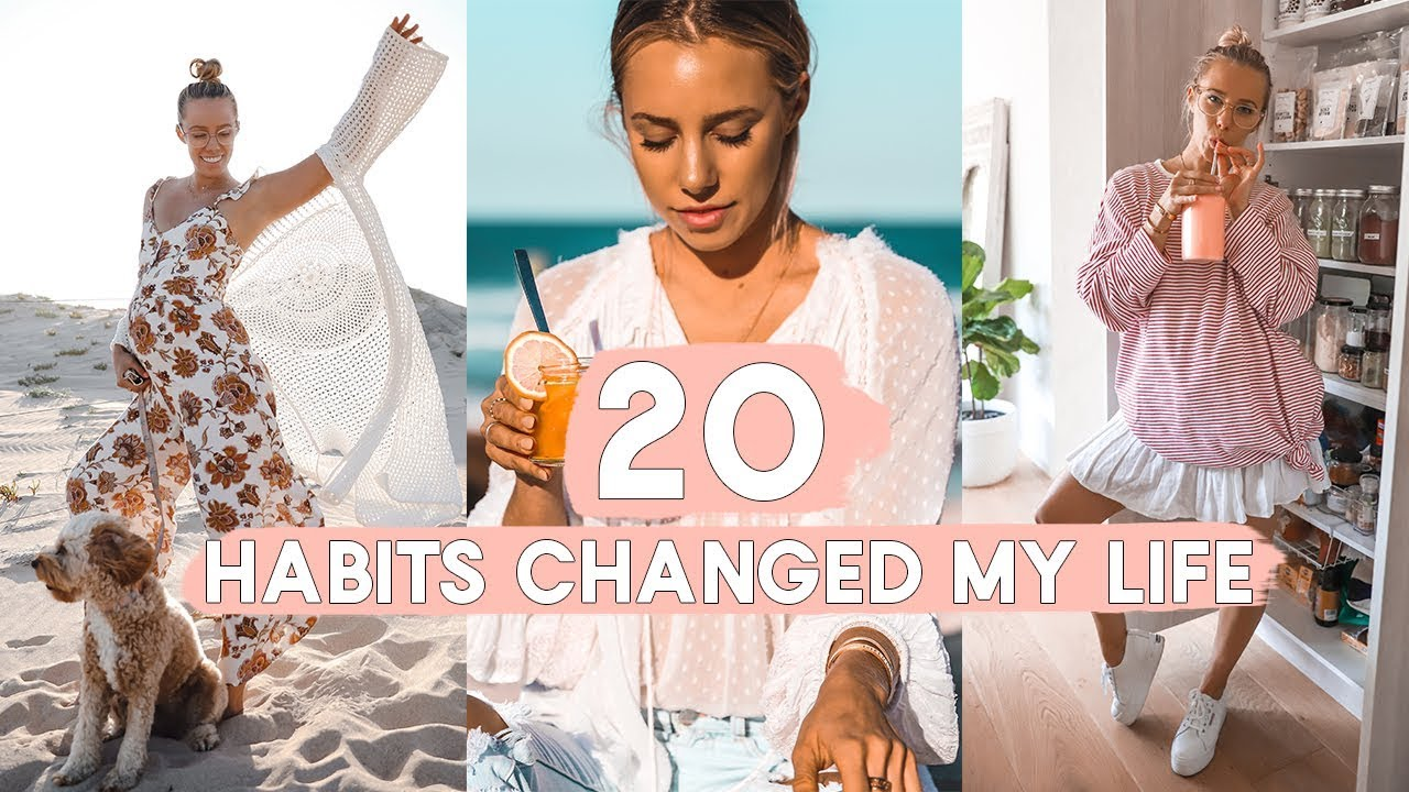 Download 20 Healthy Habits That *CHANGED MY LIFE* Happy Hacks & Tricks!