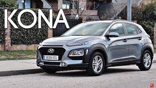 Hyundai KONA 2018 - Prueba / Análisis