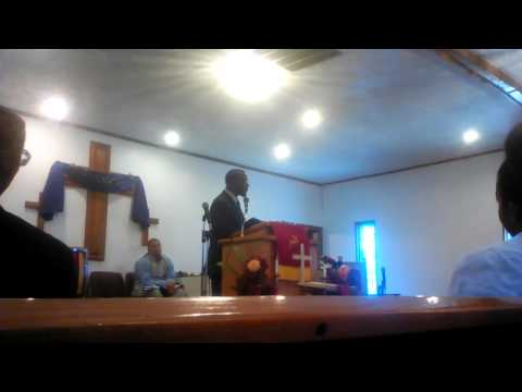 Youth Sunday Service 9/20/2015 Glorious Cogic