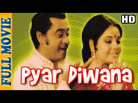 Pyar Diwana {HD} - Full Movie -  Kishore Kumar   Mumtaz   Padma Khanna   Iftekhar   Sunder