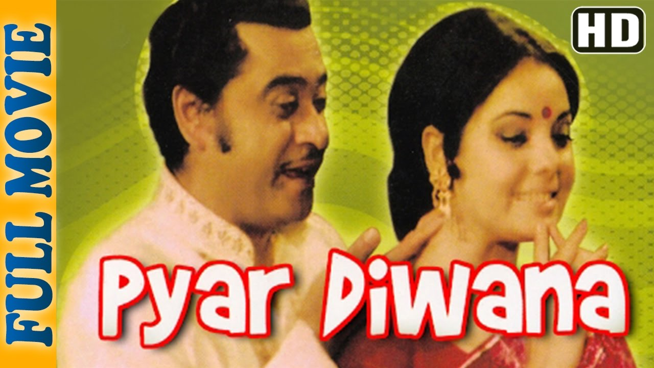 Download Pyar Diwana {HD} - Super Hit Comedy Movie - Kishore Kumar | Mumtaz | Padma Khanna | Iftekhar
