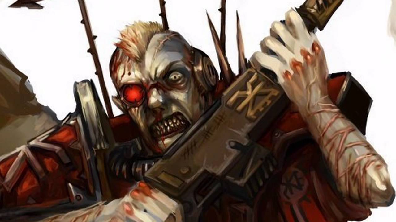 Warhammer 40k Blood Pact Tribute Youtube