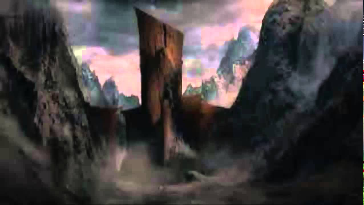 The Hobbit Battle Of The Five Armies Gundabad Horn Youtube