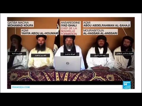 Les jihadistes du Sahel annoncent leur union dans une nouvelle formation - Sommet du jihadisme Mali