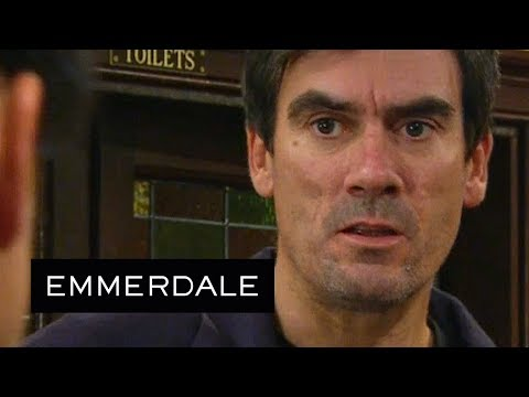 Emmerdale  Cain Turns Everyone Against Him