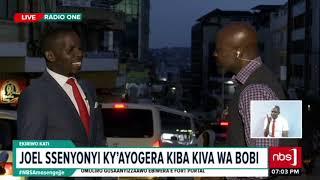 Wuuno Omwogezi Bobi Wine Gw'ayanjudde  NBS Amasengejje News Bulletin 7th May 2019 thumbnail