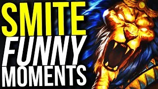 BLINK IS THE BEST ITEM IN SMITE! (Smite Funny Moments)