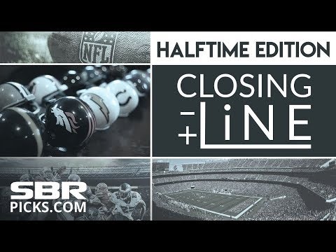 Second Half NFL Week 5 Picks & Afternoon Odds Report | Closing Line -  Halftime Show