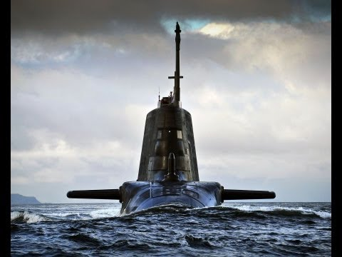 HMS Ambush In Action For The First Time | Forces TV