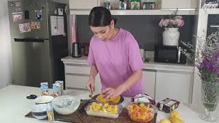 Ang Paboritong Mango Graham Cake ni Chito Miranda!  Neri&#39s Kitchen  Neri Miranda