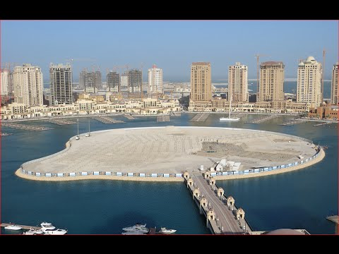 Visiting The Pearl-Qatar, Island in Doha, Qatar