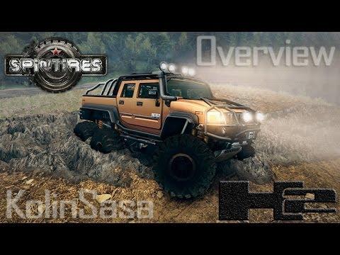 Hummer H2 SUT 6x6