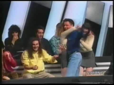 PREFISSO Sanremo Giovani 1994 - La Classifica