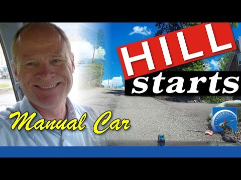 How to do a Hill Start in a Manual Car | Manual Transmission Smart
