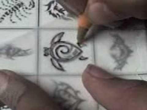 Tatuajes Faciles De Hacer 13gp Youtube