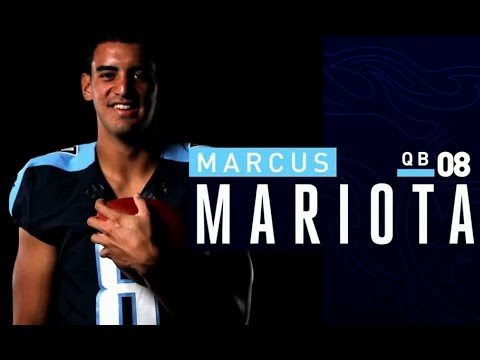Marcus Mariota All TDs 2016-2017 Season with Mike Keith