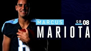Marcus Mariota All TDs 2016 Season With Mike Keith