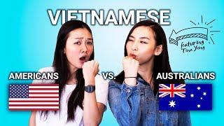 Vietnamese Americans vs.Vietnamese Australians ft. Tina Yong