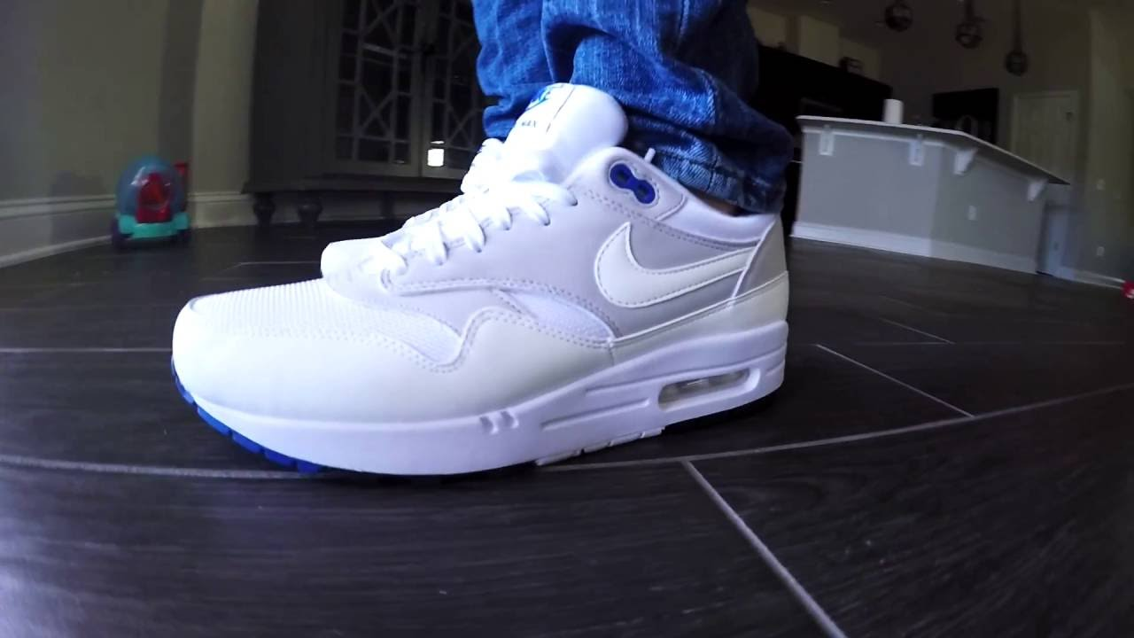 50778345638 Nike Air Max 1 CX Color Change Review with on Feet - YouTube