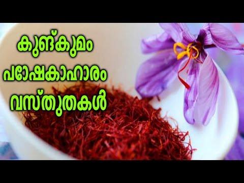 Saffron Nutrition Facts ||...