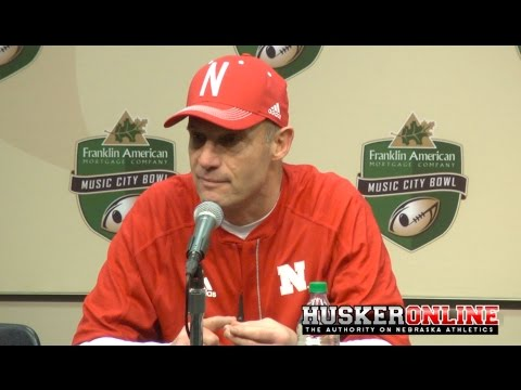 HOL HD: Music City Bowl post game press conference