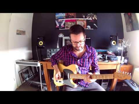 TwangCheck #12: Workingman Blues guitar solo (Bart Dietvorst)