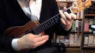 糸(中島みゆき)- ウクレレ・ソロ / ITO - ukulele instrumental cover
