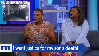 I want justice for my son's death! | The Maury Show