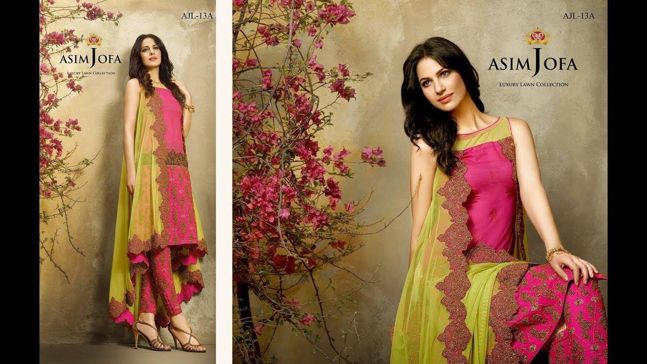 0b84ee91c69a Maria B Lawn Collection 2017 2018 Best Pakistani Designer Summer Dresses