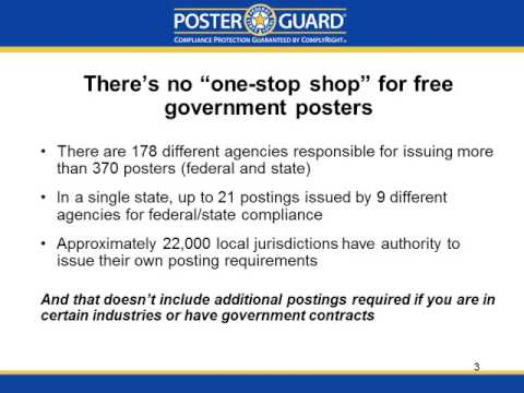 NEW! Understanding Recent Mandatory Federal Posting Changes & Increased Fines