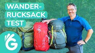 Wanderrucksack Test 2020 – Vaude, Deuter und Osprey im Vergleich