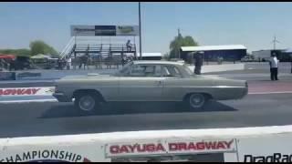 1963 Pontiac SD Catalina 421