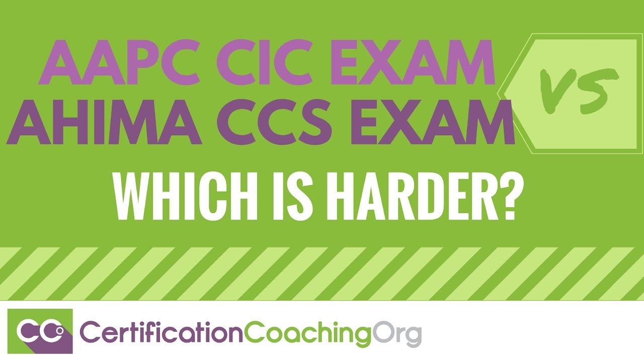 Is the aapcs cic exam harder than ahimas ccs exam youtube is the aapcs cic exam harder than ahimas ccs exam 1betcityfo Gallery