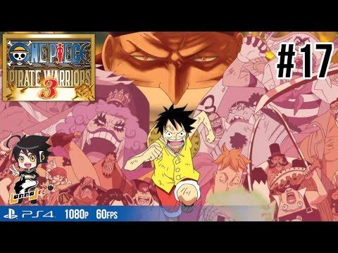 One Piece Pirate Warriors 3[17]: ระเบิดสงคราม มารีนฟอร์ด