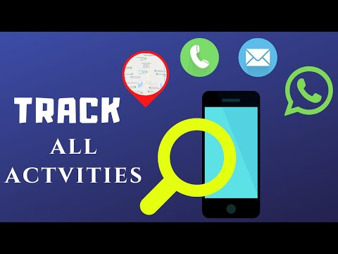 How To See Chats Of Your Child Or Girlfriend | Location,Messages,Whatsapp Everything