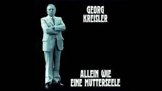 Der Tag wird kommen - Georg Kreisler und Heinz Hurza - Allein wie eine Mutterseele