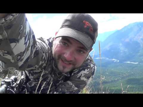 Solo BC Mountain Goat Hunt