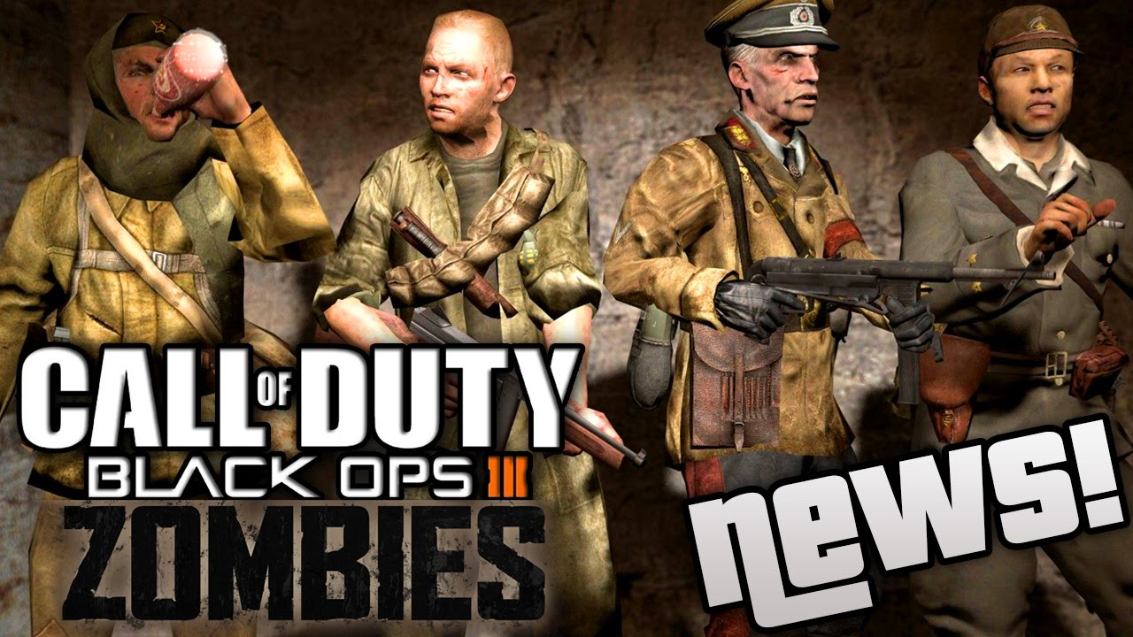 Black Ops 3 Zombies Storyline Maps Characters Call Of Duty