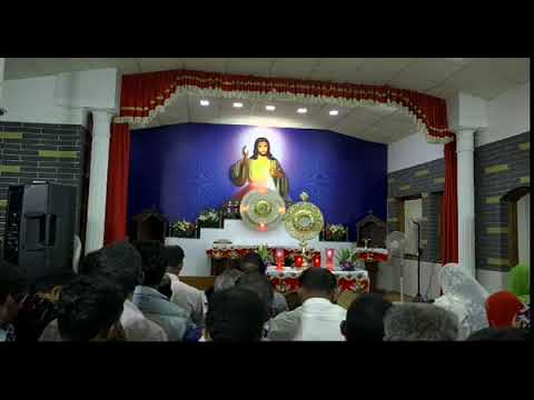 first saturday bible convention from Marian retreat centre led by fr dominic valanmanal sep 2017
