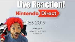 Nintendo E3 Direct 2019 Live Reaction!