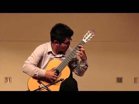 Moses Sun - BWV 998 3 Allegro